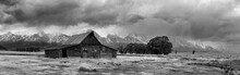 T.A. Moulton Barn, Grand Teton...