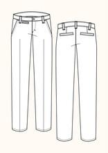 Pantalone Chino Uomo Slim Fit ...