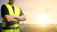 Green Energy Concept : Mainten...