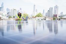 Rooftop Solar Power Plant Engi...