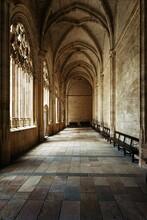 Cathedral Of Segovia Interior