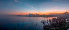 Sunrise Wetlands Welney