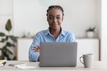 Female Entrepreneurship. Portr...