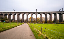 Gigswell Viaduct Located In We...