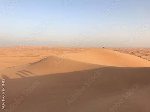 Fotografering sand dunes of desert
