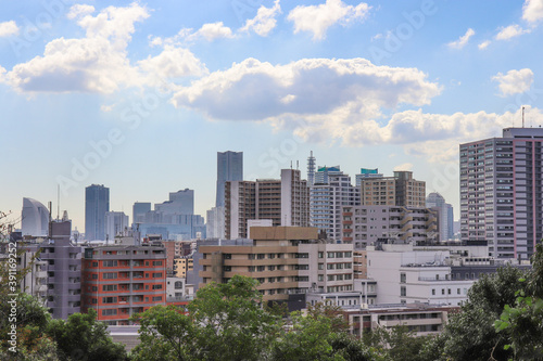 Fotografie, Obraz 東神奈川の街並み(神奈川県横浜市神奈川区)