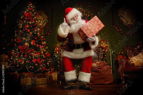 Canvastavla traditions on Christmas