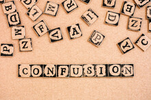 Word Confusion Spelled Out Fro...