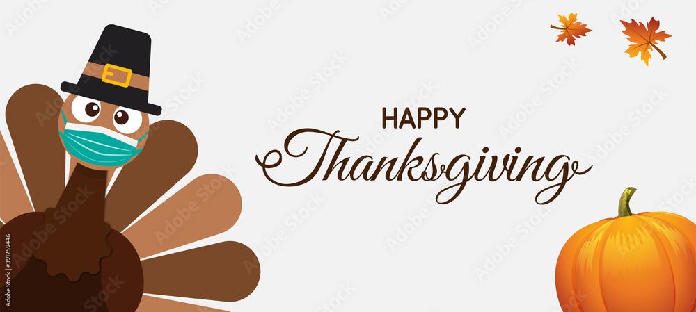 Fototapeta Thanksgiving 2020