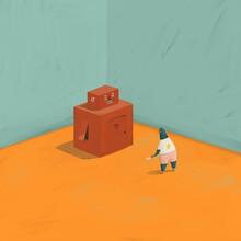 Making Robot Friend