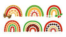 Christmas Rainbow Festive Kids...