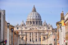 Vatican City Pope Roma San Pie...