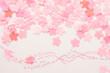 紙の桜と譜面