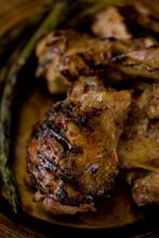 Twice Cooked Faux Tandoori Chicken