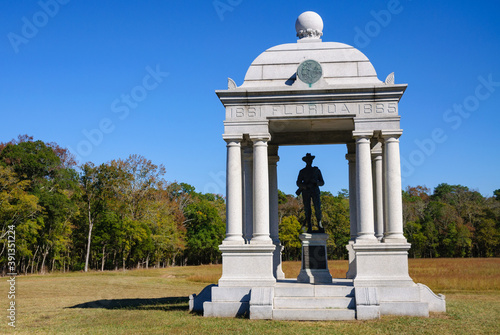 Fotografia Chickamauga and Chattanooga National Military Park