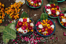 Flowers For Puja - Ritual In H...