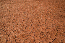 Dry Cracked Land Texture