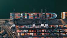 Mexican Port In Manzanillo - L...