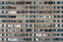 Soviet Era Living House In Mos...