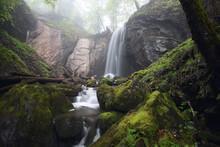 Wasserfall Finstersee