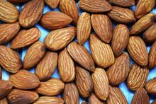 Almonds Texture Background / R...