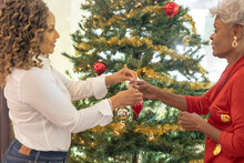 Black Women Hanging Ornaments ...