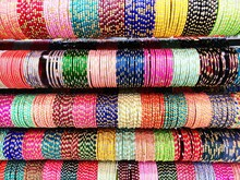 Bangles And Bracelet Colourful...