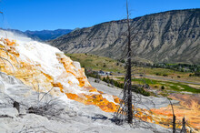 Beautiful View Of Yellowstone ...