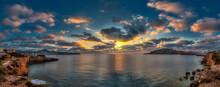 Illa Plana. Port Of Botafoc In...
