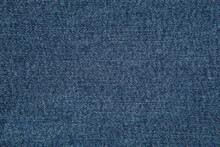 Jeans Texture - Close-up On A ...