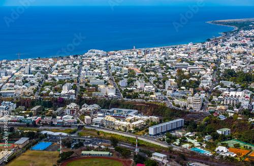 Photo Saint-Denis, île de la Réunion