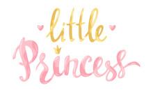 Little Princess Card.
