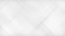 Abstract Minimalistic White An...