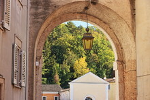 Atina, Borgo Medievale Nel Laz...