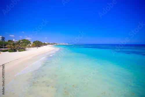 Fotografia Playa del caribe