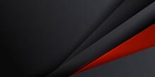 Abstract Grey Metallic Overlap Red Light Hexagon Mesh Design Modern Luxury Futuristic Technology Background Vector Illustration.
