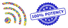 Distress 100% Potency Stamp Se...