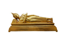 Reclining Buddha Image, Postur...