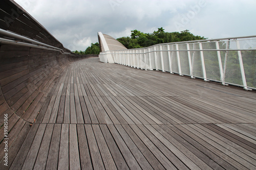 Canvastavla henderson waves at mount faber park in singapore