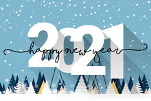 2021 - Happy New Year 2021