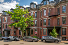 Luxury Rowhouses In The South End Of Boston