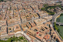Aerial View Of Rooftops  In Ro...