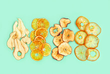 Dry Slice Fruits Apple, Tanger...
