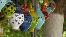 Colorful Handmade Ceramic Cand...
