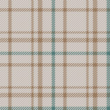 Seamless pattern of scottish tartan plaid. Repeatable background with check fabric texture. Vector backdrop striped textile print. - 391706447