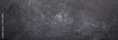 Obraz High resolution dark stone texture for pattern and background - fototapety do salonu
