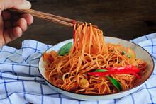 Noodles Or Vegetable Noodles S...