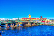 The Wooden Bridge To Zayachy I...