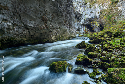 Tela Scenic creek in beautifull rocky gorge