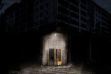 Abandoned High-rise Building I...